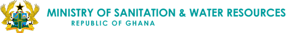 Ministry of Sanitation and Water Resources Logo